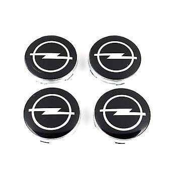 Opel02 - 60MM 4-pack Center Kåpor Opel