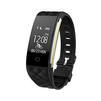 S2 Smart Activity wristband with Touch-Black