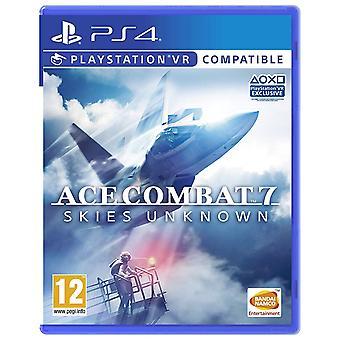 Jeu de Ace Combat 7 Skies Unknown PS4