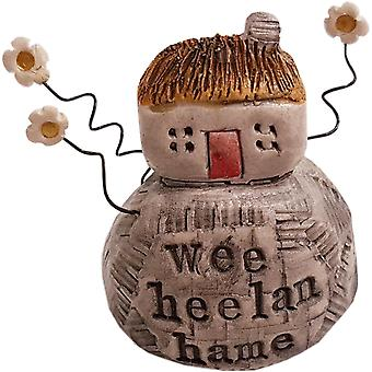 Deborah Cameron Mini Sculpture - Wee Heelan Hame