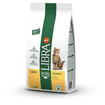 Libra Cat Adult Cat Chicken and Rice (Cats , Cat Food , Dry Food)