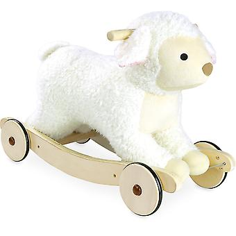 Vilac - 2 in 1 Plush Rocking Sheep