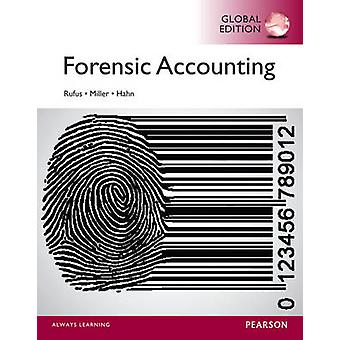 Forensic Accounting - Global Edition by Bill Hahn - 9781292059372 Book