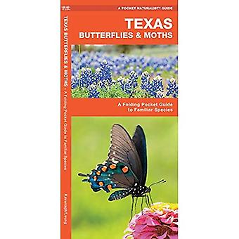 Texas Butterflies & Moths: An Introduction to Familiar Species (Pocket Naturalist)