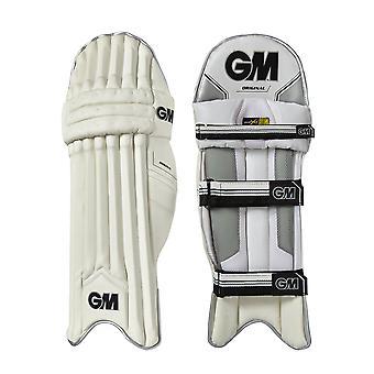 Gunn & Moore 2018 Original Cricket bateo almohadillas pata guardias negro/rojo