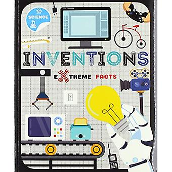 Inventions by Robin Twiddy - 9781912502394 Book
