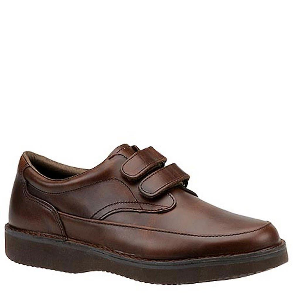 Ultra Walker Uomini's Quick Grip Walking Casual 8 2E US Brown yHiMPd
