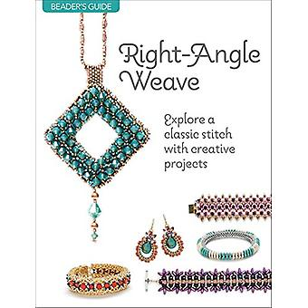 Right-Angle Weave by Bead&Button Magazine - 9781627007375 Book