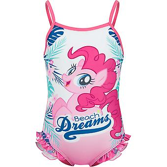 My little pony girls swimsuit swimming costume