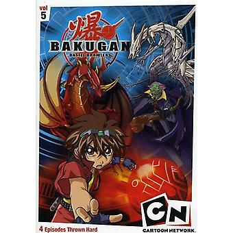 Bakugan Vol. 5-Game Is Real [DVD] USA import