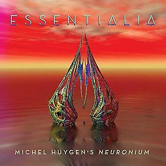 Essentialia: The Essence Of Michel Huygen's [CD] USA import