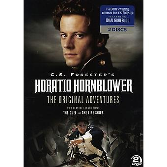 Horatio Hornblower: The Original Adventures [DVD] USA importerer