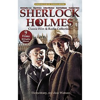 Sherlock Holmes: Classic Film & Radio Collection [DVD] USA import