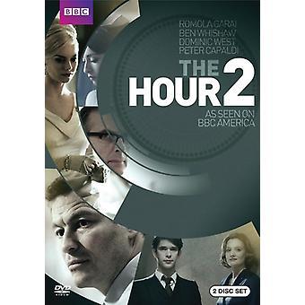The Hour: Season Two [2 Discs] [DVD] USA import