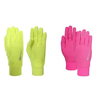 Trespass Adults Unisex Glo Further Hi Vis Training Gloves (One Pair)