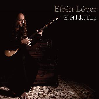 Efren Lopez - El Fill Del Llop [CD] USA import