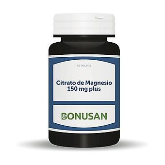 Magnesium Citrate 60 tablets of 150mg