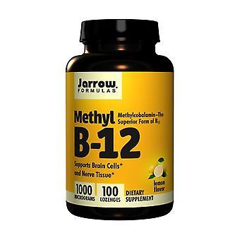 Methyl B-12 1000 mcg 100 kapsler