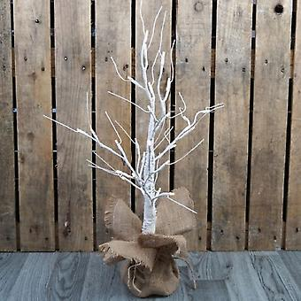 60cm LED Birch Effect Tree