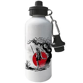 Princesa Mononoke Protector Forestal Sumie Aluminio Deportes Botella de Agua