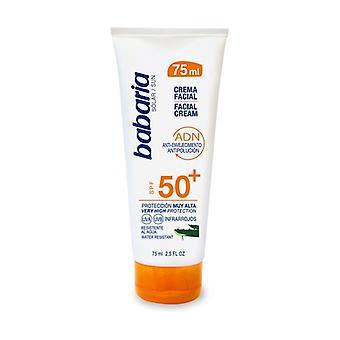 Gesichts-Sonnencreme SPF 50 Aloe Vera None