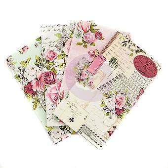 Prima Marketing Misty Rose Personal Notebook Inserts