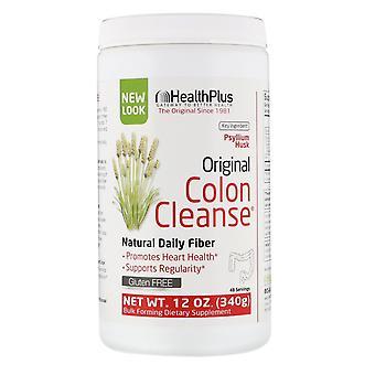 Health Plus, Original Colon Cleanse, 12 oz (340 g)