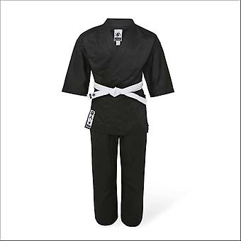 Bytomic kids ronin middleweight karate uniform black