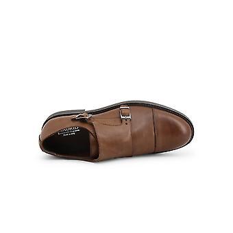 Madrid - Shoes - Slipper - 60O_CRUST_BROWN - Men - sienna - EU 43