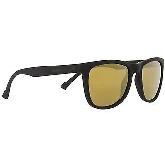 Sunglasses Unisex LakeWanderbrille matt black/gold
