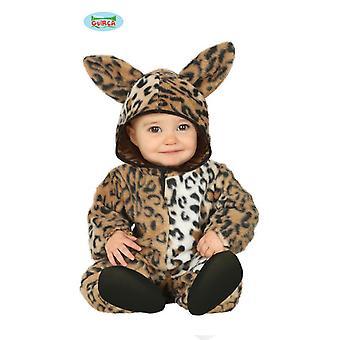 Leopard costum Leopard prădator pisică Baby animal costum copii