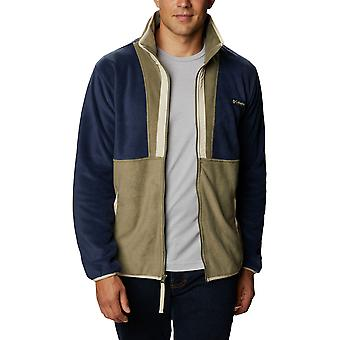 Columbia Miehet & s Back Bowl Full Zip College Olive
