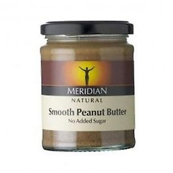 Meridian - Nat Smooth Peanut Butter 280g