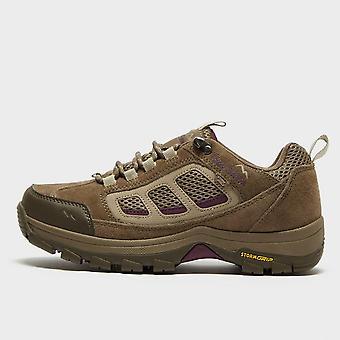 Peter Storm Women's Camborne Low Waterproof Walking Shoe Brown