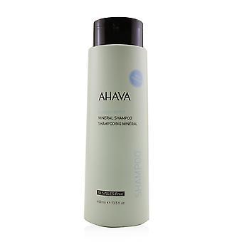 Deadsea water mineral shampoo sls/sles free 245948 400ml/13.5oz