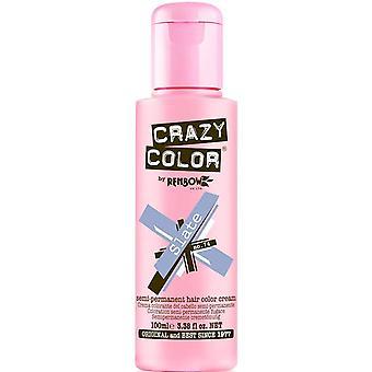 Renbow Crazy Color Semi Permanent Hair Dye - Slate 100ml