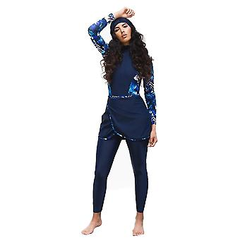 Muslim Modest Swimwear Burkinis, Islam Swimsuit Bikini Full Coverage Hijab