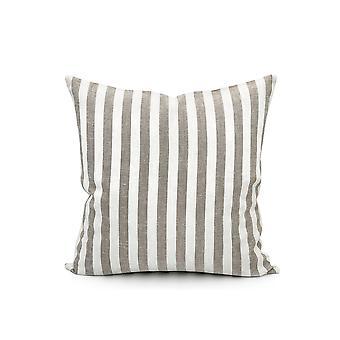 Valentina Linen Stripe - Funda de almohada