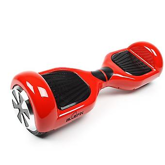 BLUEFIN™ 6.5″ CLASSIC HOVERBOARD SWEGWAY IN RED