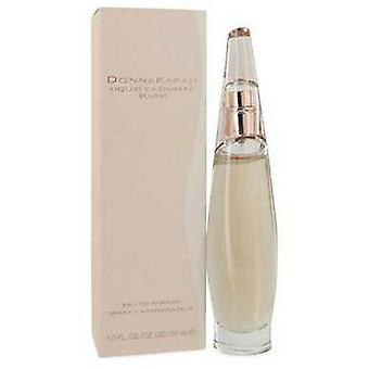Liquid Cashmere Blush By Donna Karan Eau De Parfum Spray 1 Oz (women) V728-551958