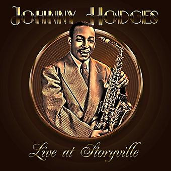 Johnny Hodges - Live at Storyville [CD] USA import