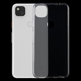Pour Google Pixel 4a TPU Ultra-Thin Transparent Mobile Phone Case