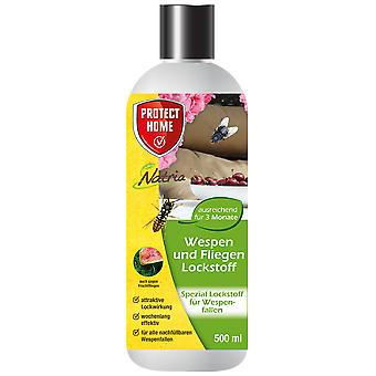 SBM Protect Home Natria Wasps and Flies Lure Fabric, 500 ml