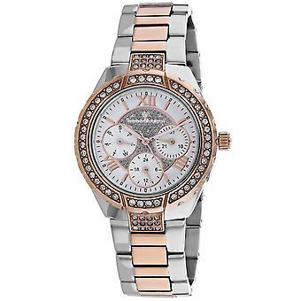 Christian Van Sant Women's Elise Silver Dial Watch - CV0628