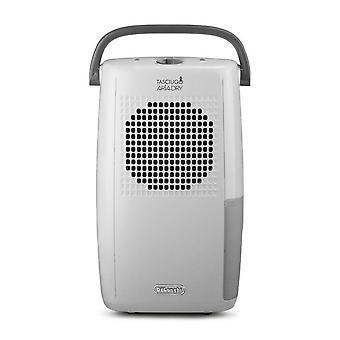 De'Longhi Tasciugo AriaDry Entfeuchter 10 Liter Weiße Energieklasse A DX10. WGY