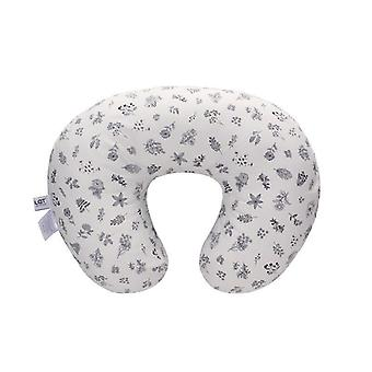 Breastfeeding Pillows Case, Maternity U-shaped, Cotton Waist Cushion Cover