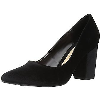 Rampage Womens Bethie Suede Pointed Toe Classic Pumps