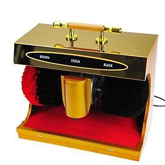 Attrezzature automatiche per la lucidatura delle scarpe a infrarossi, macchina polacca per scarpe per la casa dell'hotel,