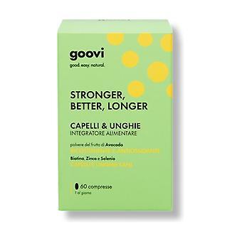 Skin, Hair & Nails - Stronger, Better, Longer 60 tablets