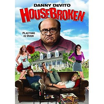 Housebroken [DVD] USA import